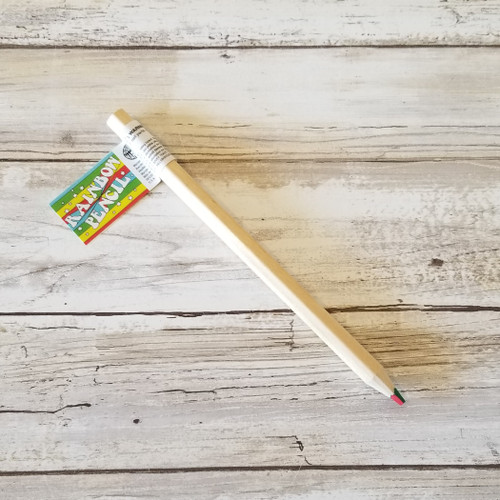 Wooden Rainbow Pencil