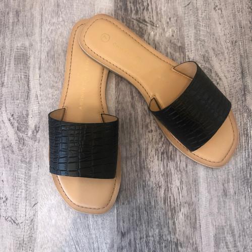 Regina Slide Sandal
