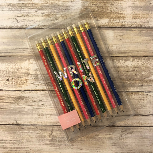 WriteOnPencil Set - How Are You Feeling?
