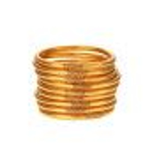 All Weather Bangle Gold S