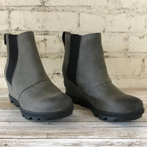 Joan of Arctic Wedge II Chelsea Boot