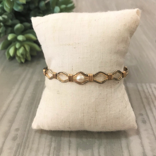 Dedication Bracelet 8 inch