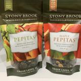 Stony Brook:  Pepitas