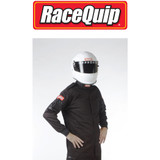 RaceQuip 111005 Single Layer Driving Jacket SFI 3.2A/1 Certified Large
