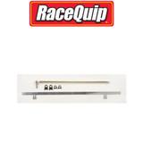 "RaceQuip 700106 Window Net Mounting Kit; 26.5"" Top Bar; 35"" Flat Bottom Bar"