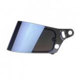 Bell SE03 DSAF Blue Mirror Shield - Fits Bell GP.3 & GTX.3