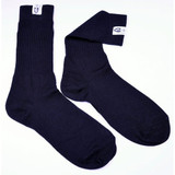 RaceQuip 411992 SFI 3.3 Fire Retardant (FR) Socks Small -Shoe Size 6-7 Black