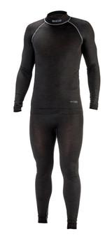 SPARCO 001764MNRXLXXL Shield RW-9 Underwear Top Black X-Large/XX-Large