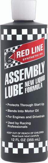 Red Line Oil 80319 Liquid Assembly Lube 12 oz Bottle