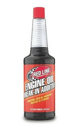 Red Line 81403 Engine Oil Break-In Additive with Zinc 16oz