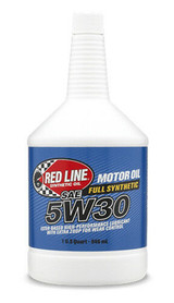 Red Line Oil 15304 - 5W30 - Synthetic Motor Oil - 1 Quart