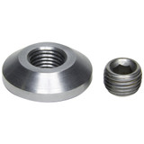 ALLSTAR PERFORMANCE Drain Plug Kit 1/2in NPT Steel Bung