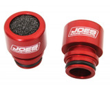 JOES Racing Products 25845 MICRO SPRINT R6 CARB VENTS (SET OF 2)