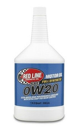 Red Line 11804 0W20 Synthetic Motor Oil - 1 Quart