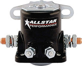 Allstar Performance ALL76203 Starter Solenoid Black Ford Style Each