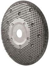 ALLSTAR PERFORMANCE ALL44183 Grinding Disc 7in Nail Head 7/8 Arbor