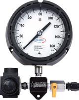 ALLSTAR PERFORMANCE ALL40330 Sprint Fuel Press Gauge High Speed Set Up