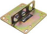 Allstar 10123 Engine Lift Plate 3/16in Thick Steel Zinc Oxide Spread/Square Bore