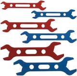 ALLSTAR PERFORMANCE ALL11120 Aluminum Wrench Set Double Ended