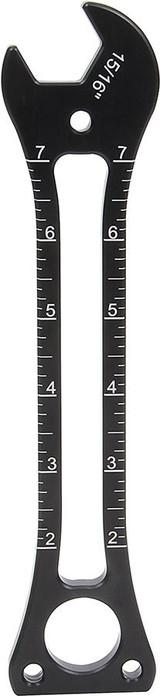 ALLSTAR PERFORMANCE ALL11196 Wheelie Bar Wheel Wrench 15/16in