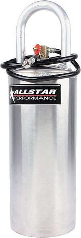 ALLSTAR PERFORMANCE ALL10532 Aluminum Air Tank 7x24 Vertical 2-3/4 Gallon