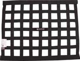 Allstar Performance 10285 Window Net 1 In Webbing 18 x 24 in Rectangle Black