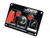 JOES Racing Products 46105 PANEL-FLIP UP/IGN./ START BUTTON/ACCESS. SW - W/LIGHT