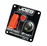 JOES Racing Products 46115 PANEL-FLIP UP/IGN./ START BUTTON - W/LIGHT & RUBBER B