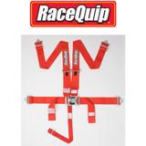 RaceQuip 711011 Racing Harness Seat Belts Razor RZR UTV Buggy Off-Road