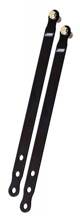 JOES Racing Products 25970 MICRO SPRINT FRONT NOSE WING STRAPS (PAIR)