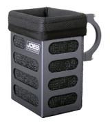 "JOES Racing Products 11314 SMALL RADIO BOX, 1-3/4"" GREY"