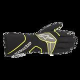 Alpinestars 3551120-155-S Tech-1 Start v2 Glove Pair Black/Yellow Size Small