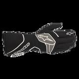 Alpinestars 3551120-12B-S Tech-1 Start v2 Glove Pair Black/White Size Small
