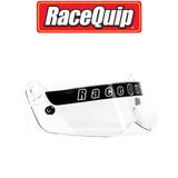 RaceQuip 205001 Clear Helmet Face Shield Fits Vesta Model Helmet