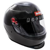 RaceQuip 92769039 PRO20 Racing Helmet Snell SA2020 Rated; Carbon Fiber, Medium