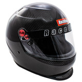 RaceQuip 92769069 PRO20 Racing Helmet Snell SA2020  Rated; Carbon Fiber, X-Large