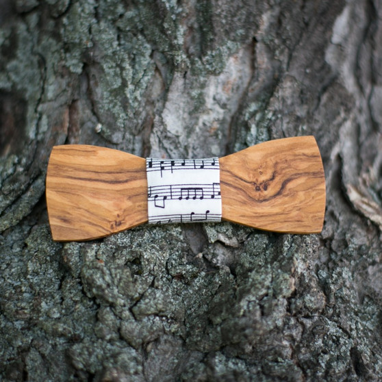 Mr Darcy in Olive wood