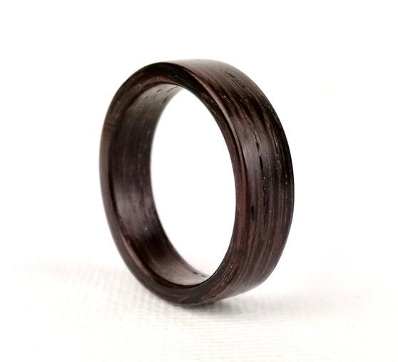 BOMANI Bentwood Ring Wenge