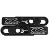 GSXR 600 750 Swingarm Extensions