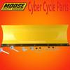 "MOOSE Utility Division UTV/ATV 60"" Yellow Standard Plow Blade 4501-0754"