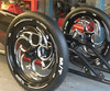 B52 Dragster Spindle Mount Front wheels