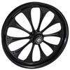 FTD Customs Black Harley Davidson Breakout Motorcycle Wheel