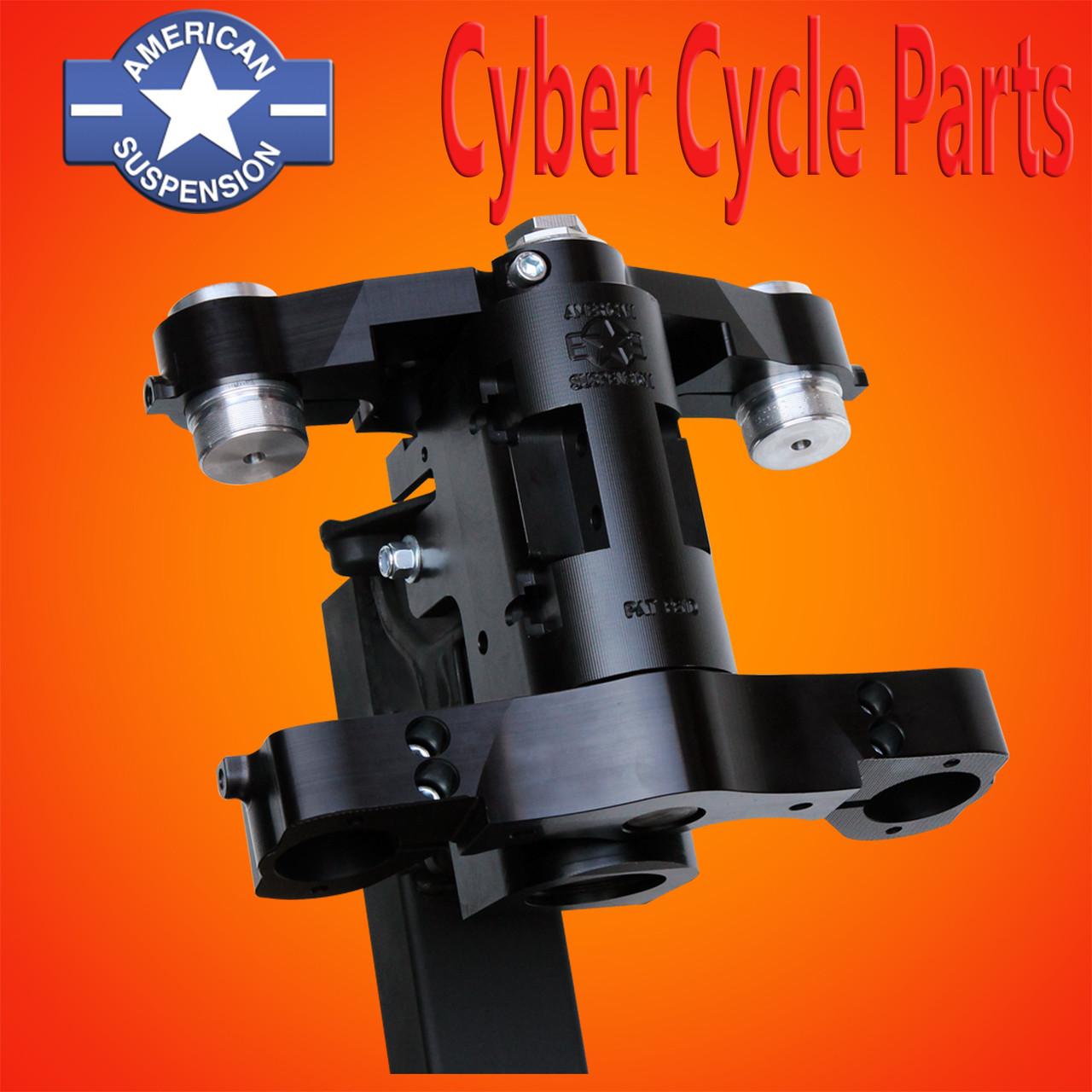 American Suspension 26 inch bolt on neck kit