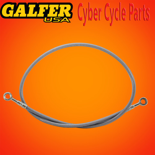 Galfer 36 inch Stainless rear extended brake line
