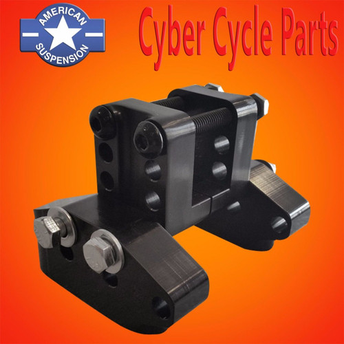 2015-2020 Road Glide Adjustable Faring Mount for 26, 30, 32 inch Wheels FM-15