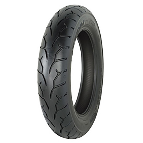 FTD Customs rear wheel and tire