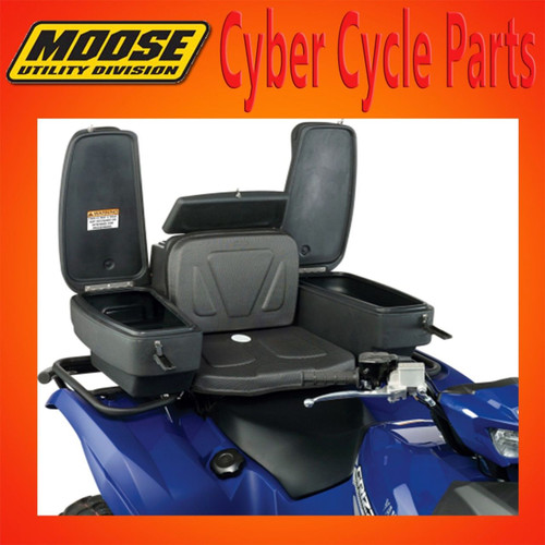 MOOSE Utility Division ATV Rear Storage Trunk with Cooler 3505-0211