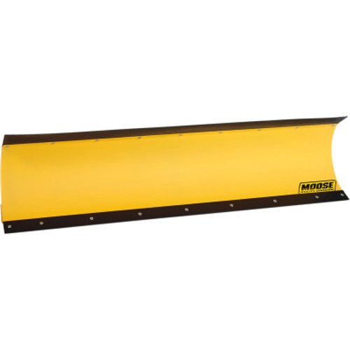 "MOOSE Utility Division UTV/ATV 72"" Yellow Standard Plow Blade 4501-0756"