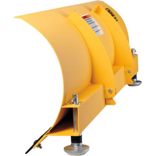 "MOOSE Utility Division UTV/ATV 42"" Yellow Plow Blade 4501-0750"