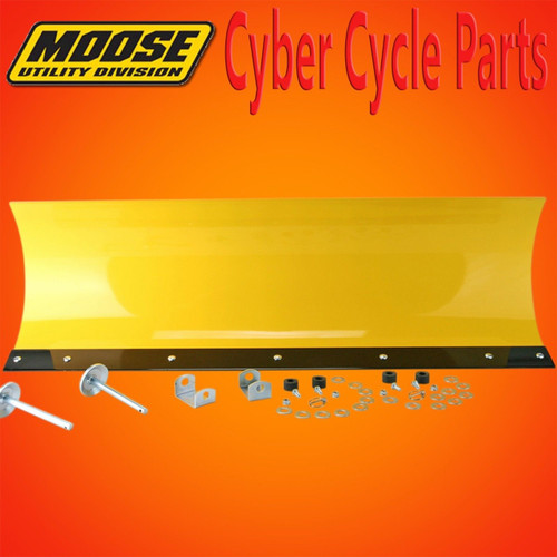 MOOSE Utility Division UTV/ATV 50 inch Yellow Standard Plow Blade 4501-0751